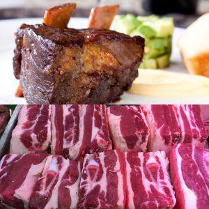 2 kilo beef short rib £10
