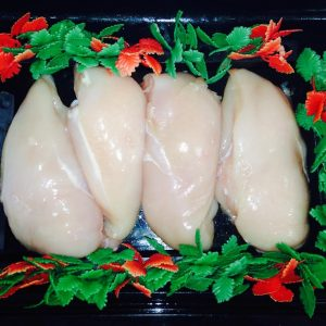 4lb/1.8 kilo Chicken Fillets