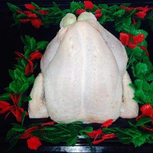 Whole Chicken 4lb